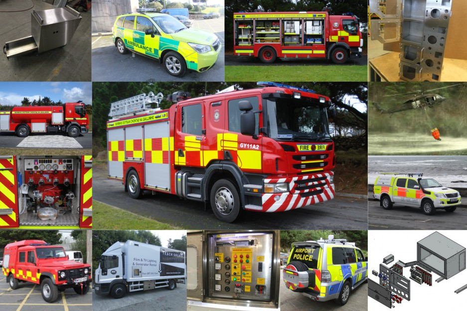 Emergency Vehicles And Equipment Feithicl 237 Agus